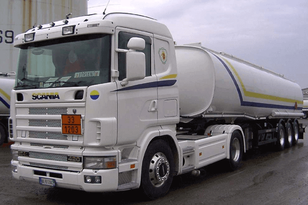 Tracking Solutions for Hazardous Goods Carriers